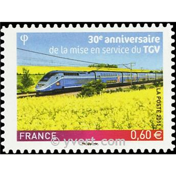 n° 603 -  Timbre France Autoadhésifs