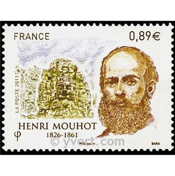 n.o 4629 -  Sello Francia Correos