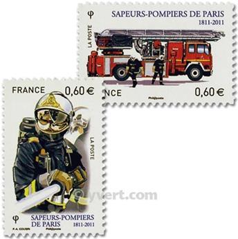 n.o 601 / 602 -  Sello Francia Autoadhesivos