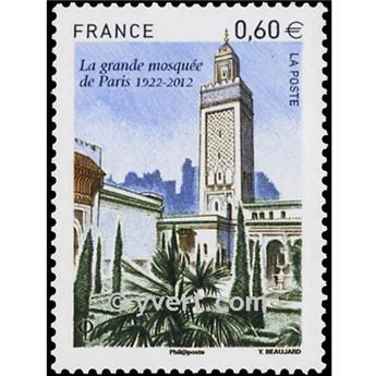 n.o 4634 -  Sello Francia Correos