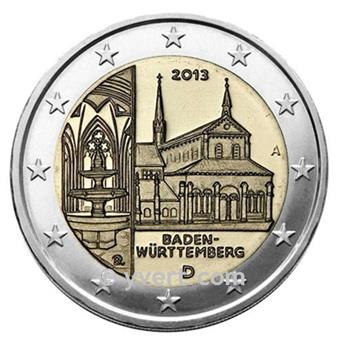 €2 COMMEMORATIVE COIN 2013 : GERMANY