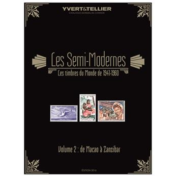 SEMI-MODERNES DU MONDE : 1941-1960 (Edition 2015) - Vol. 2