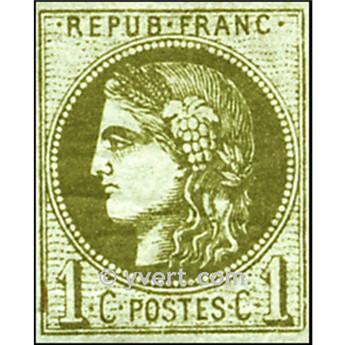 n° 39B obl. - Cérès (Émission de Bordeaux)