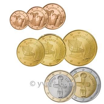 KIT EURO CHYPRE