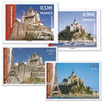 2006 - Joint issue-France-UN