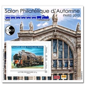 n° 64 -  Selo França CNEP