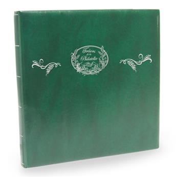 SUPRA Album (TRESORS DE LA PHILATELIE) : Binding + case