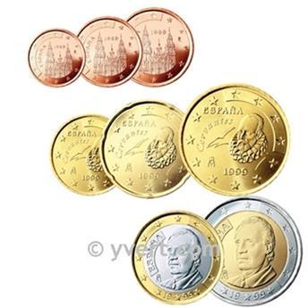 KIT EURO ESPAGNE 2004