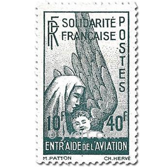 n.o CA 1 -  Sello Francia Libre