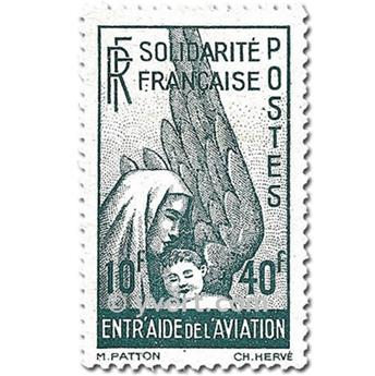 nr. PA 1 -  Stamp France Free