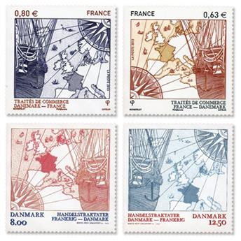 2013- Emisiones comune-Francia-Dinamarca