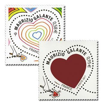 nr. 4528/4529 -  Stamp France Mail