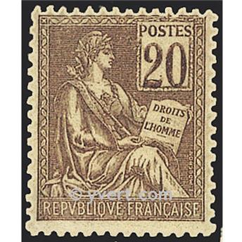 nr. 113 -  Stamp France Mail