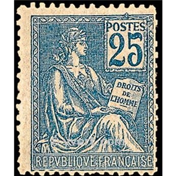 n.o 118 -  Sello Francia Correos