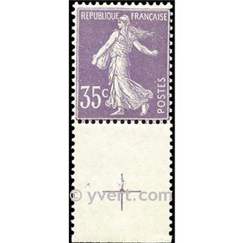 n.o 136 -  Sello Francia Correos
