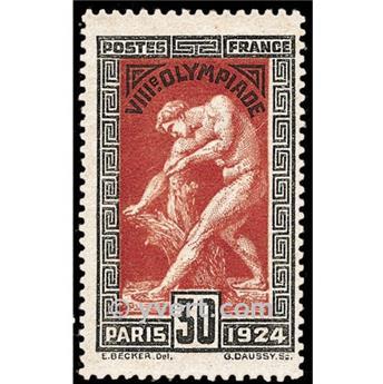 n° 185 -  Selo França Correios