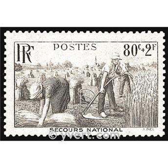n° 466 -  Selo França Correios