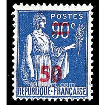 n.o 482 -  Sello Francia Correos