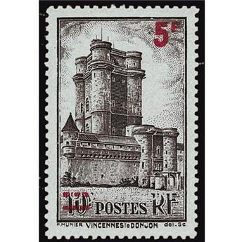 nr. 491 -  Stamp France Mail
