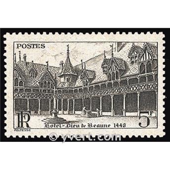n.o 499 -  Sello Francia Correos