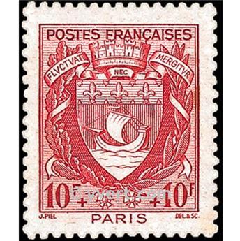 nr. 537 -  Stamp France Mail
