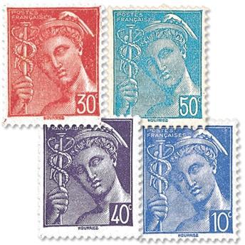 nr. 546/549 -  Stamp France Mail