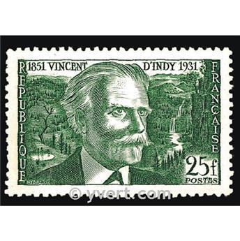 nr. 890 -  Stamp France Mail