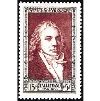 nr. 895 -  Stamp France Mail