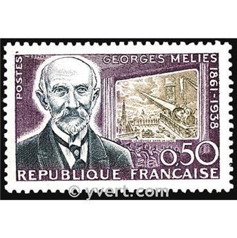 nr. 1284 -  Stamp France Mail