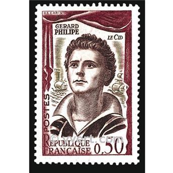 n° 1305 -  Selo França Correios