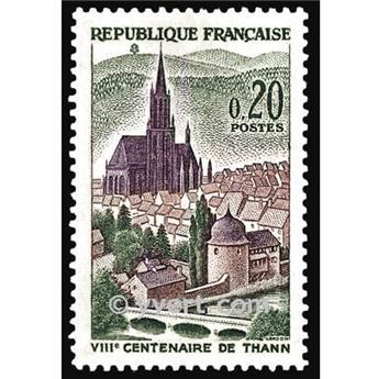 n.o 1308 -  Sello Francia Correos