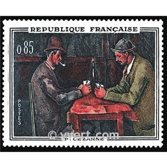 n.o 1321 -  Sello Francia Correos