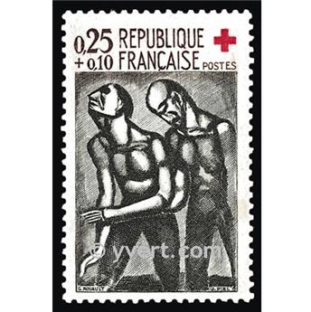n° 1324 -  Timbre France Poste