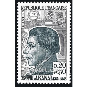 n° 1347 -  Selo França Correios