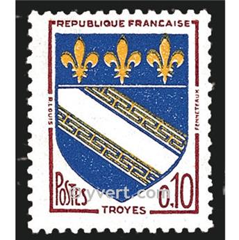 n° 1353 -  Timbre France Poste