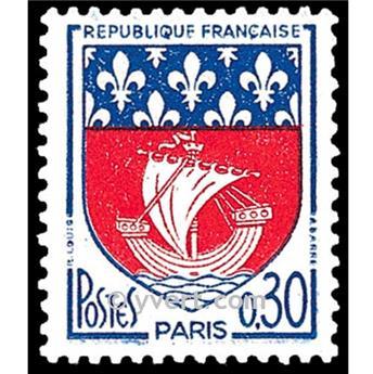 n° 1354B -  Timbre France Poste