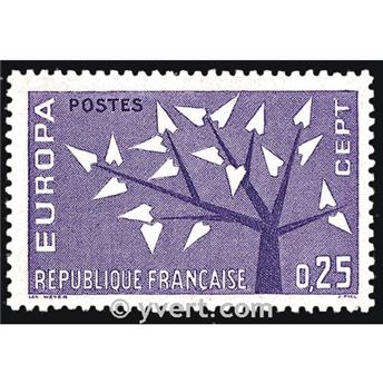 n° 1358 -  Timbre France Poste