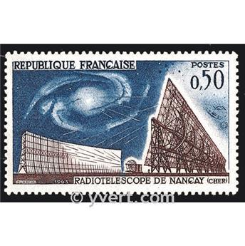 n° 1362 -  Timbre France Poste
