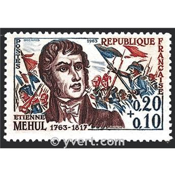 n° 1371 -  Timbre France Poste