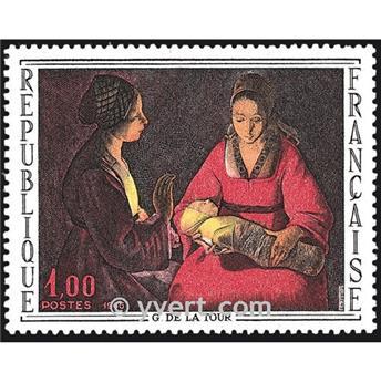 n° 1479 -  Selo França Correios