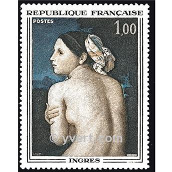 n° 1530 -  Selo França Correios
