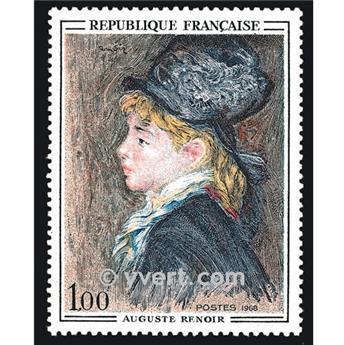 n° 1570 -  Selo França Correios