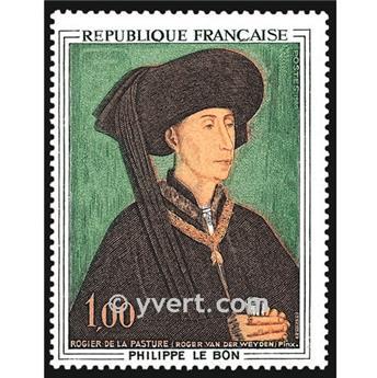 n° 1587 -  Selo França Correios
