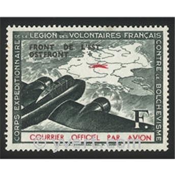 n°4 - Timbre France LVF