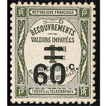 nr. 52 -  Stamp France Revenue stamp