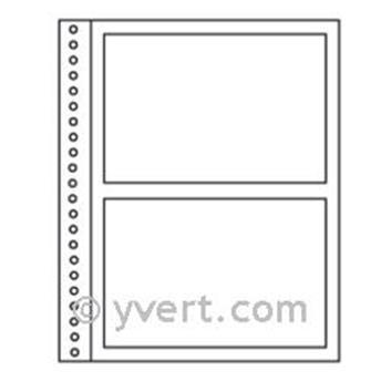 Recambios ´Simples Régent-Supra´: 2 compartimentos