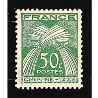 n.o 69 -  Sello Francia Tasa