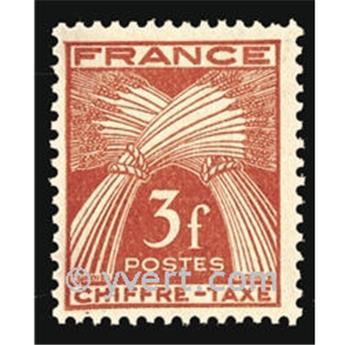 nr. 73 -  Stamp France Revenue stamp