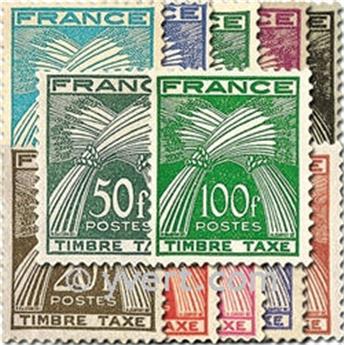 n.o 78 / 89 -  Sello Francia Tasa