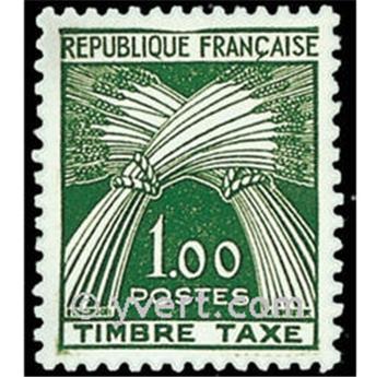 nr. 94 -  Stamp France Revenue stamp